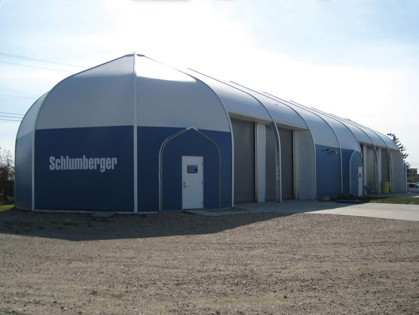 Schlumberger Training Center - Alberta - Sprung Structures