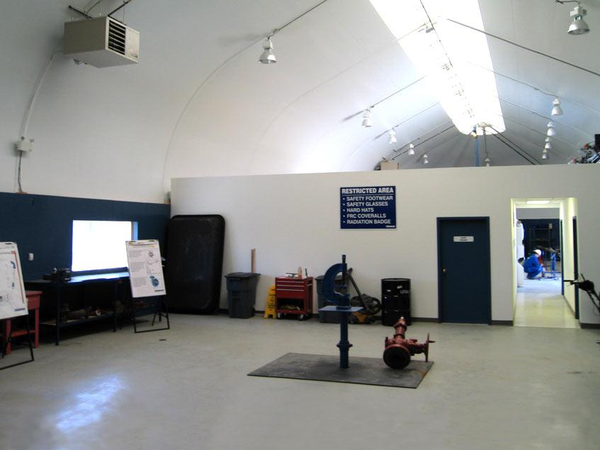 Schlumberger Training Center - Alberta - Sprung Structures