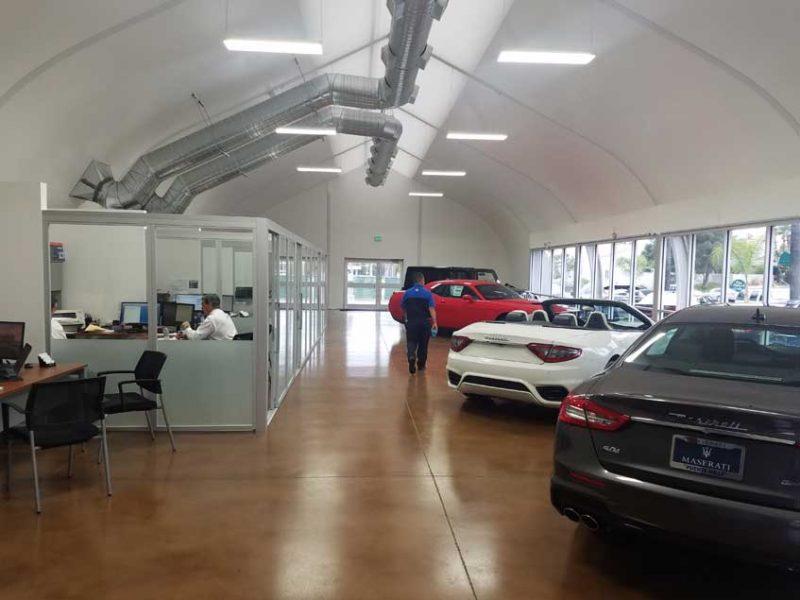Maserati-Santa-Barbara interim dealership