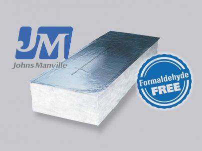 Johns Manville Formaldehyde Free Insulation