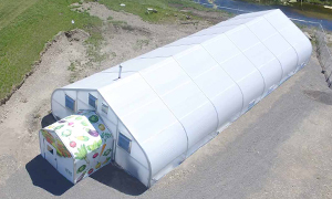 Fabric Structures Sprung Buildings