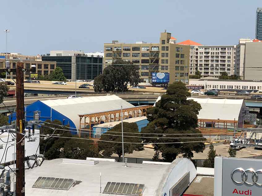 Homeless Shelters, Temporary Housing Facilities - Sprung