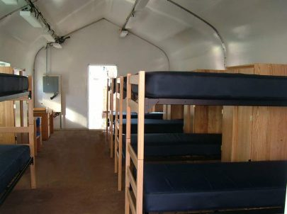 Sprung Man Camps and Lodging