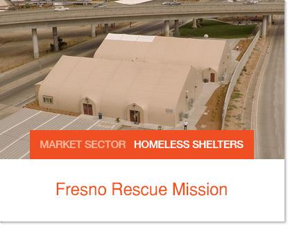 Sprung Fresno Navigaiton Shelter