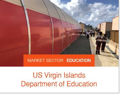US Virgin Island Board of Education Gymnasiums