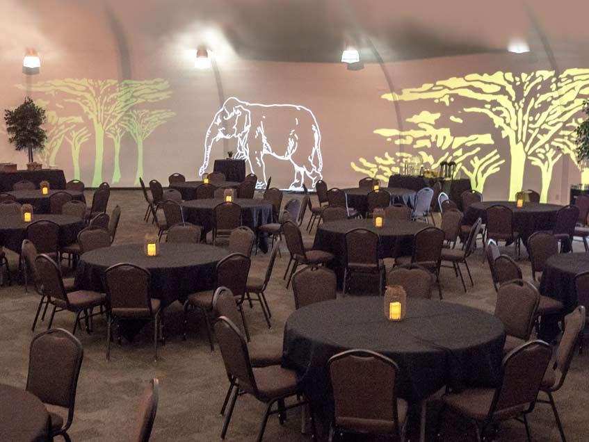 Cincinnati Zoo Banquet Facility