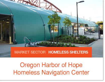 Oregon of Hope Homeless Shelter