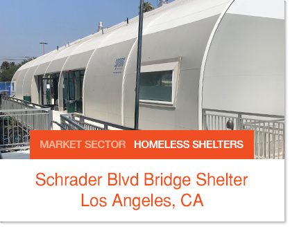 Schrader Blvd a Bridge Shelter
