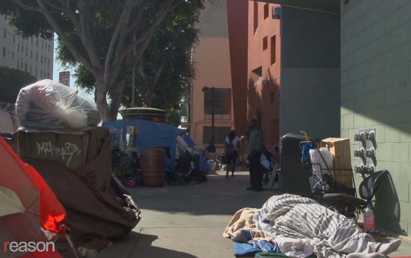 Homelessness in LA