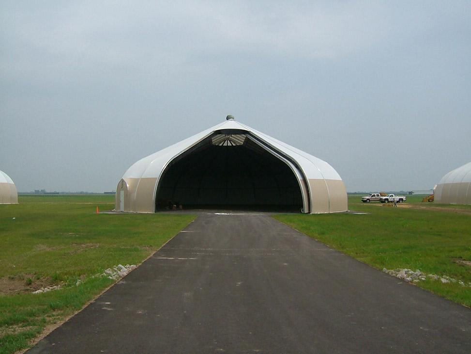 Aircraft Hangar Doors Sprung Structures