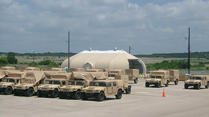Fort Hood Modularity Program