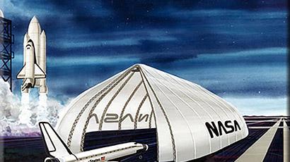 NASA  Orbiter Protection Enclosure
