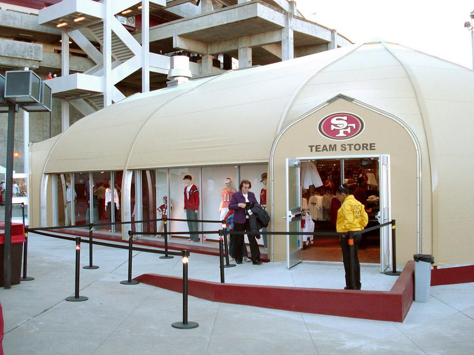 Tienda del Equipo San Francisco 49ers