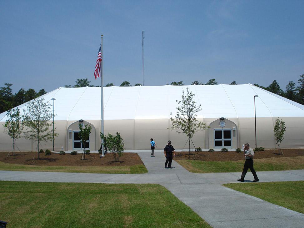 South Carolina Criminal Justice Academy - Sprung Structures