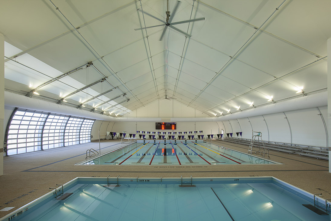 Collingwood Centennial Aquatic Centre Sprung Structures