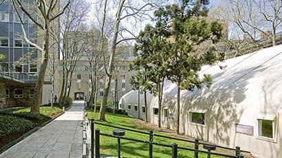Rockefeller University Research Facility
