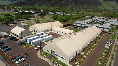 The Leeward Coast Homeless Shelter