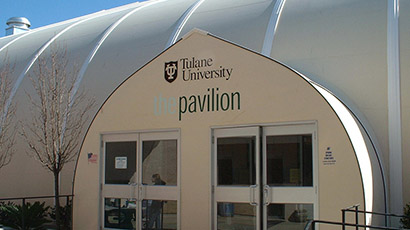 The Pavilion at Tulane University
