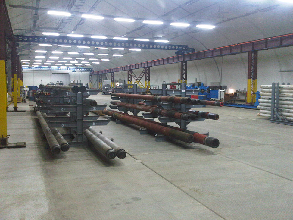 Sprung Processing & Manufacturing Facillity