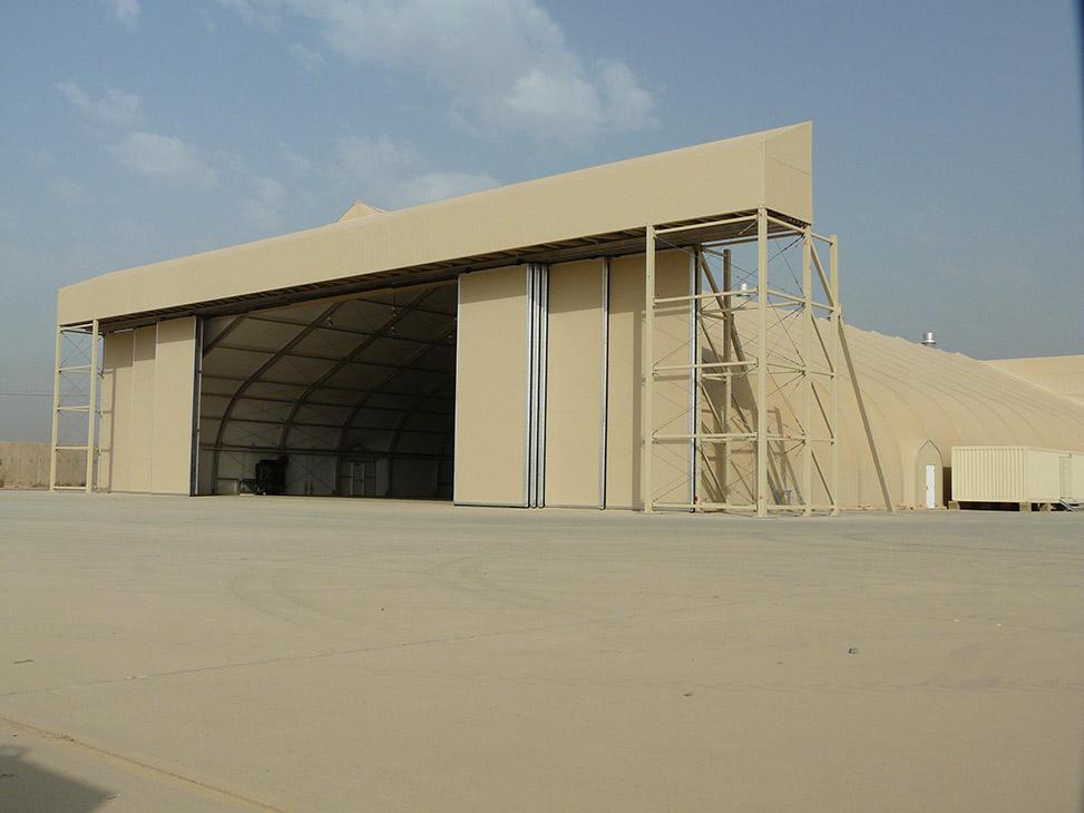 Aviation Sprung Structures